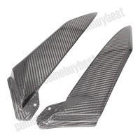 For Yamaha YZF R1 Tank Side Cover Panels Fairing 2002 2003 Carbon Fiber Motorcycle Parts Accessories