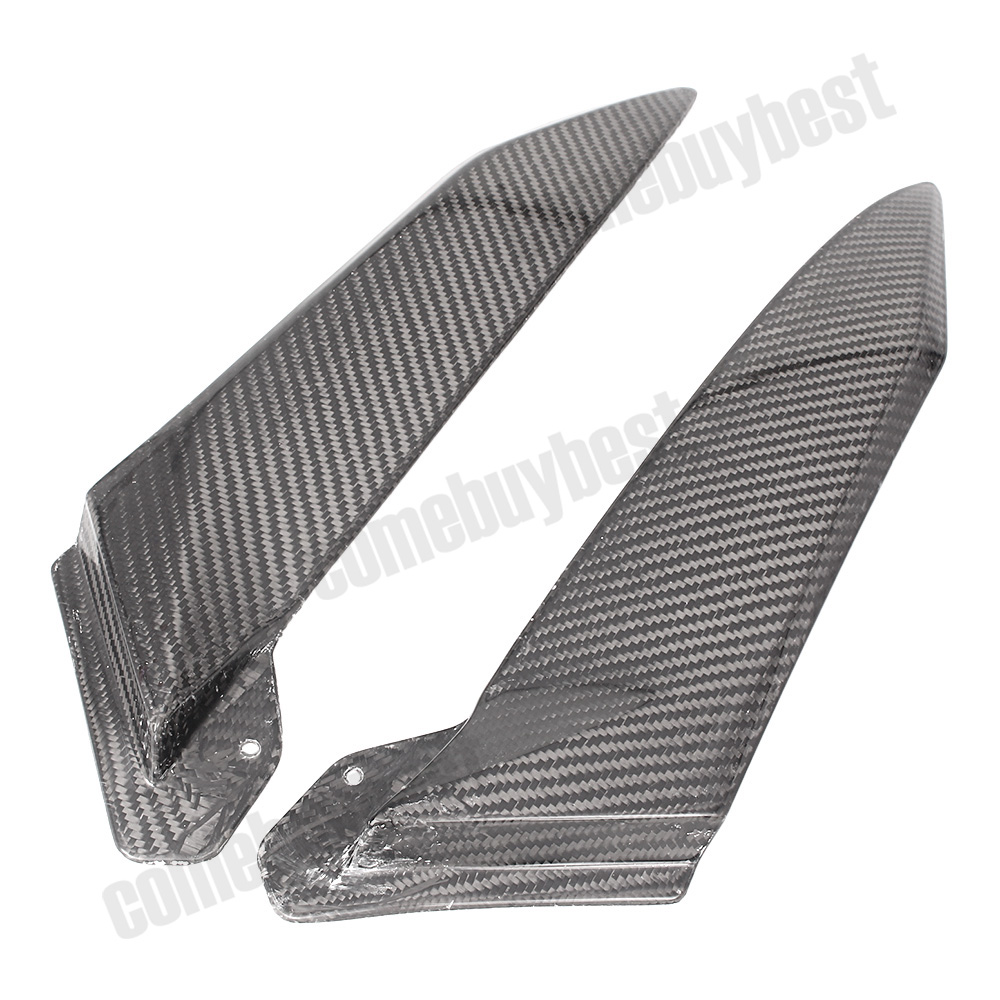 For <font><b>Yamaha</b></font> YZF <font><b>R1</b></font> Tank Side Cover Panels <font><b>Fairing</b></font> 2002 <font><b>2003</b></font> Carbon Fiber Motorbike Parts Accessories image