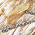 TOPQUEEN S96 Free Shipping Fashionable Designer Belts for Rhinestones Accented Bridal/Wedding Belt/Sash
