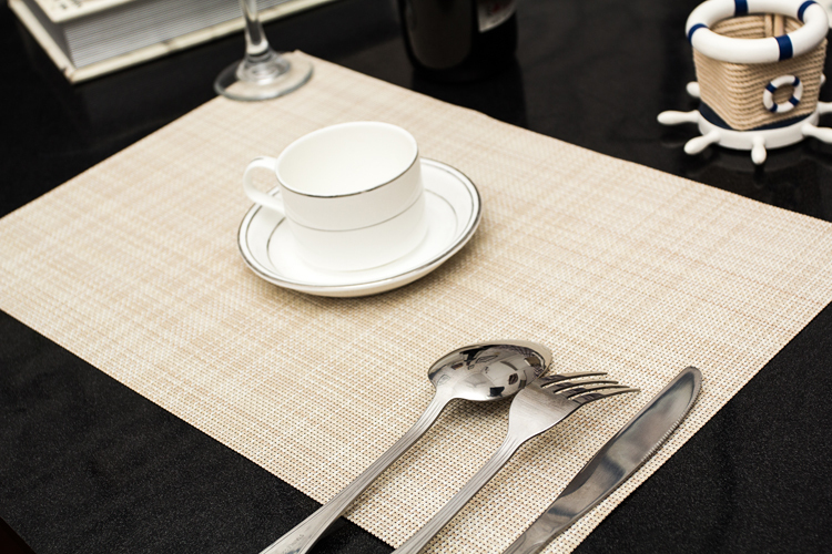Dining Table Placemats - Alasweaspire