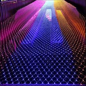 10MX1M 220V Led net lights par