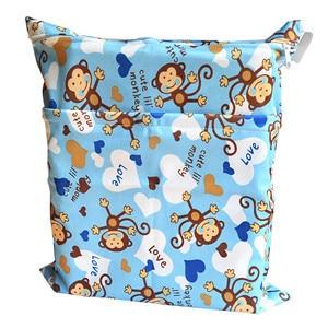 W33 blue monkey