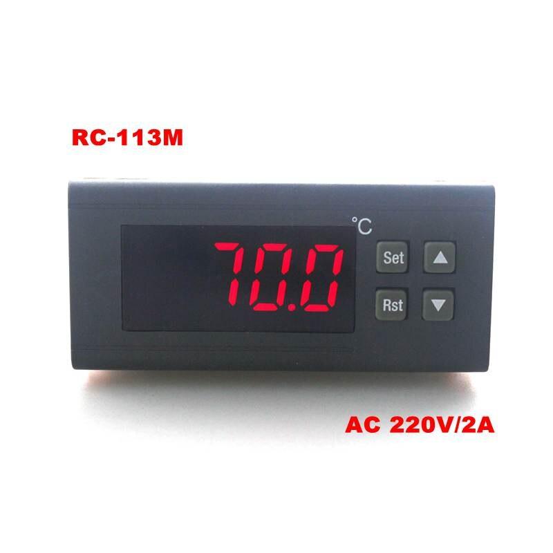 Compra termostato digital online al por mayor de china - Termostato digital precio ...