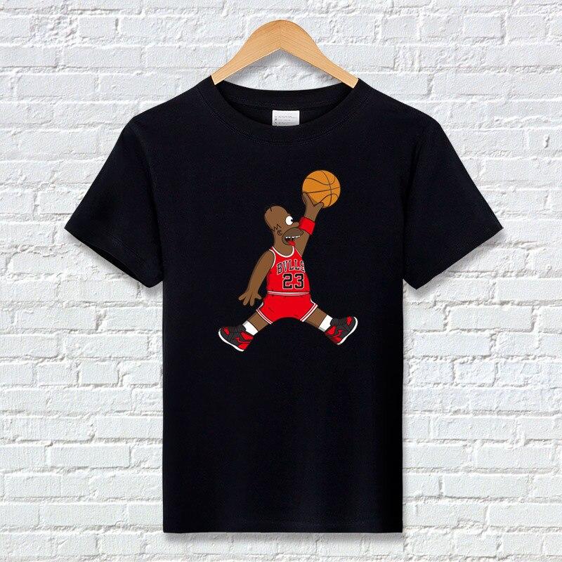 Anime man's   T  -  shirt   fashion tops 23 Michael Jordan men   t     shirt   harajuku tees Air MJ hip hop streetwear male women tshirt