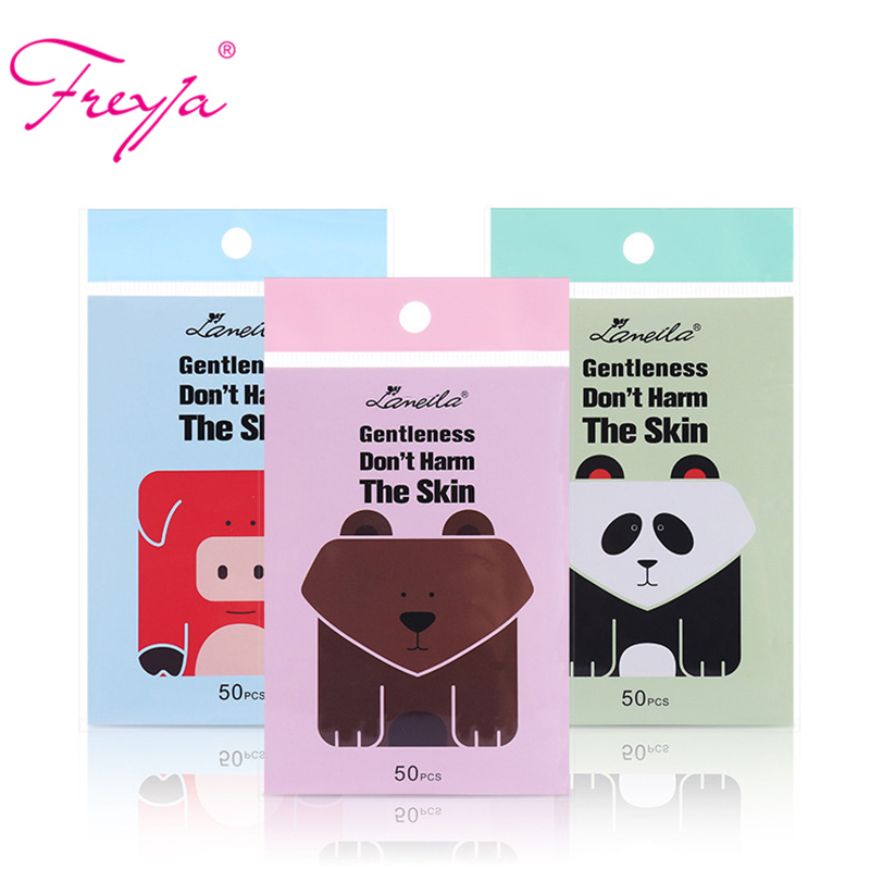 Freyja High Quality Oil Blotting Sheets Facial Absorbent Paper Face Cleanser For Oil Control Acne Treatment Skin Care 100Pcs
