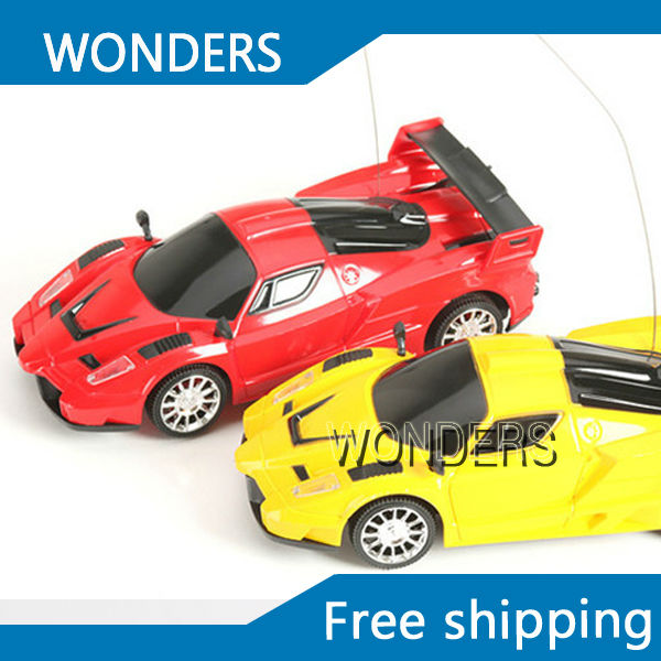 Free shipping rc racing car educational gift for children electric car model and Collection