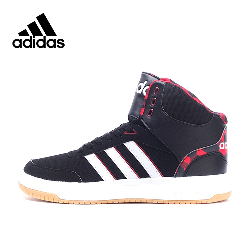 Official New Arrival 2017 Adidas Block Mid Men's Basketball Shoes Sneakers adidas original new arrival official neo women s knitted pants breathable elatstic waist sportswear bs4904
