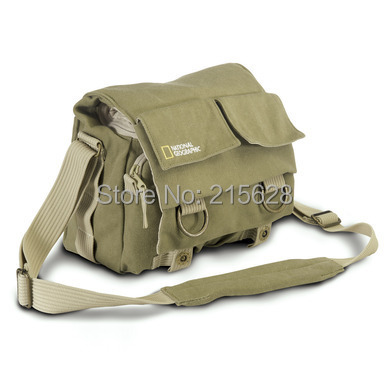 Free shipping high quality NATIONAL GEOGRAPHIC NG2345 Professional DSLR camera bag/case Travel photo Single Shoulder Backpack