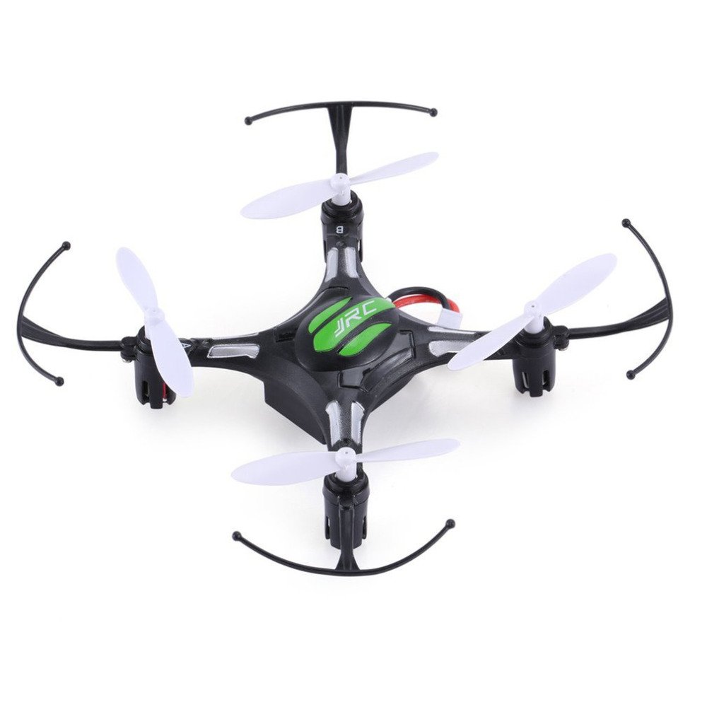 Jjr C H8 Mini 24g 4ch 6 Axis Gyro Drone Rc Quadcopter 360 Flip Equipped With Precision Electronic Gyroscope To Stabilized Flying This Is Easy Fly And It Features A Degree Rotating Function High Stabilization System Providing