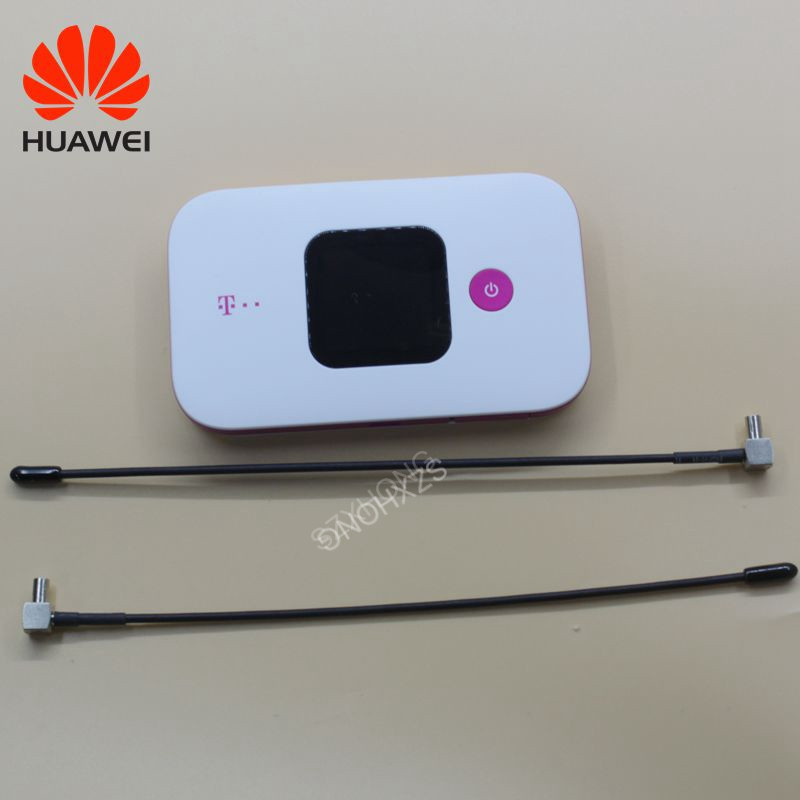 Original Unlocked Hot Sale CAT4 150Mbps HUAWEI E5577 Portable 4G LTE WiFi Wireless Router with LCD