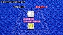 EVERLIGHT  LED Backlight   High Power LED  1 2W  3030  6V  Cool white  130 155LM   TV Application  62 123PUNC/F125160VM58SBF T
