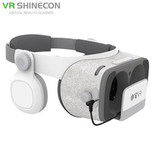 Wholesale high quality Universal Virtual Reality 3D Video Glasses For 4.7 to 6.2 Inch Smartphones