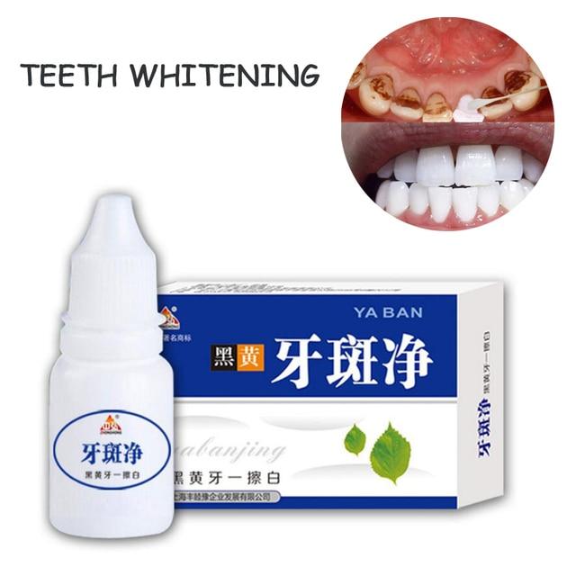 Teeth Whitening Water Oral Hygiene Cleaning Yellow Teeth Tartar