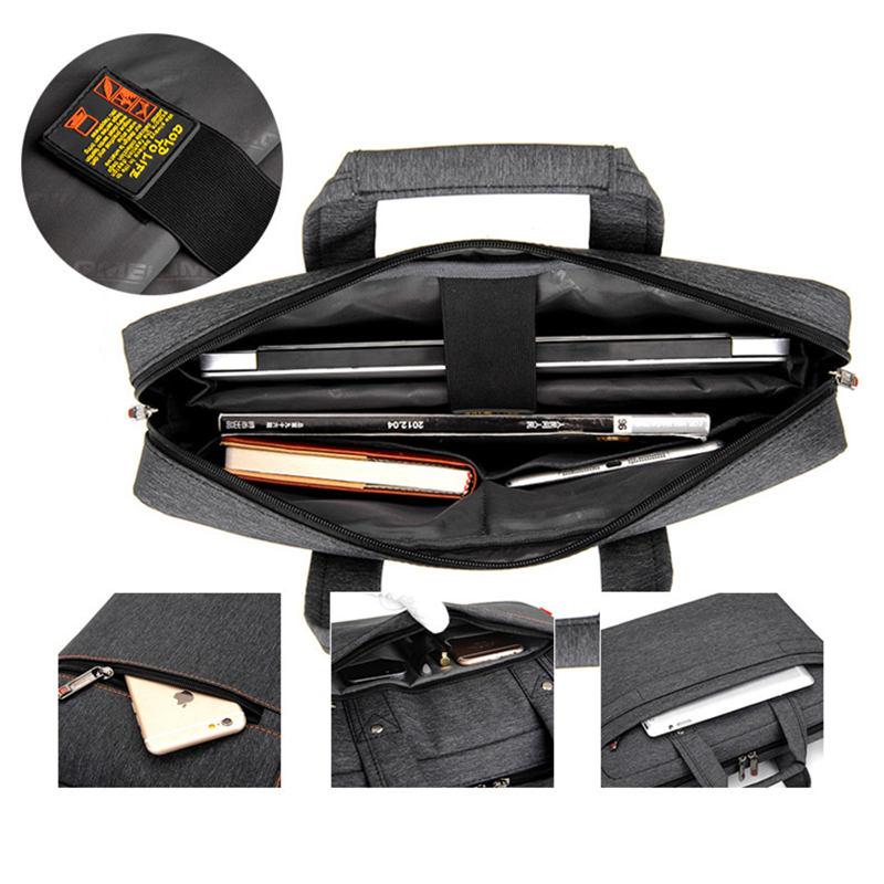 fábrica de atacado de negócios Laptop Bag 12 Inch : 37 * 25 * 7 CM
