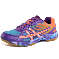 Men Professional Volleyball Shoes Unisex Sports Breathable Damping Shoes Mesh Wear resistant Sneakers for men size 35 45