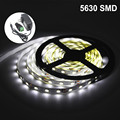 Not Waterproof Fita LED Strip 5M 300LED SMD 5630 DC 12V LED Light Flexible Neon Tape With 2A Power For Christmas Decoration