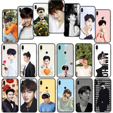 Lee Jong Suk Min Ho Soft Cover Case for Xiaomi