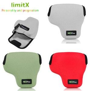 Image 1 - limitX Portable Neoprene Soft Waterproof Inner Camera Case Cover Bag for Nikon CoolPix B700 Digital Camera