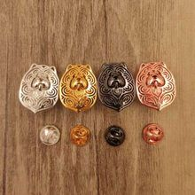 Animal Brooches Suit Chow Chow Male Badges Pins Gift Father-Collar Funny Cute Mdogm And