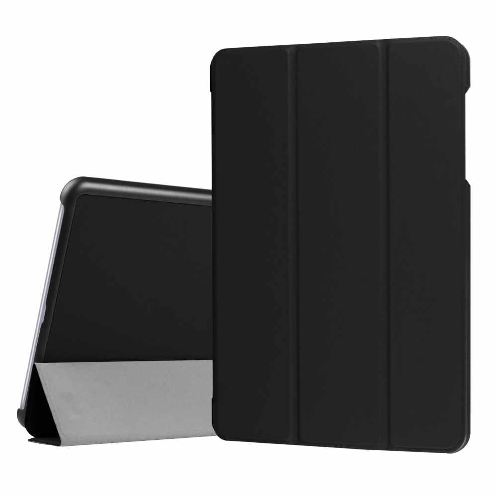 Case for Asus ZenPad Z500KL Slim Magnetic Folding Smart Cover PU Leather Case for Asus ZenPad 3S 10 LTE Z500KL 9.7 inch+Film+Pen asus zenpad 3s 10 lte