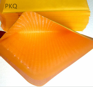 Image 4 - 100pcs 19 Sizes Yellow Thickened Kraft Paper Bubble Envelope Bags Mailers Padded Shipping Envelope With Bubble Mailing Bag