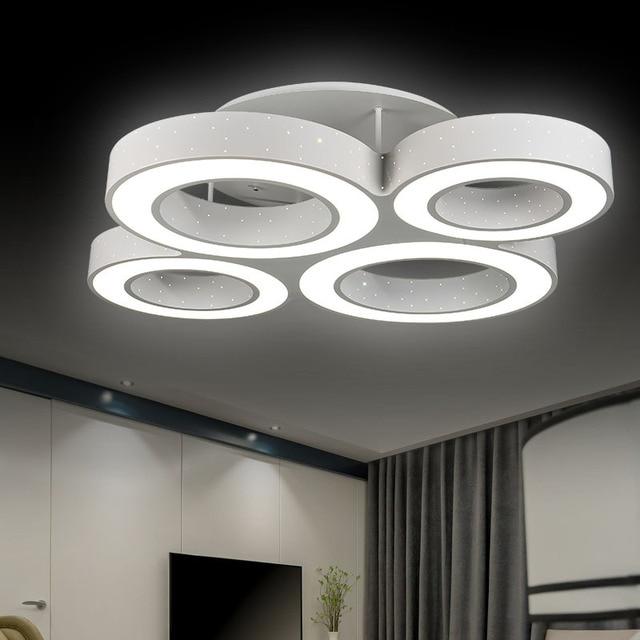 2017 deckenleuchten led licht wohnzimmer decke moderne beleuchtung ...