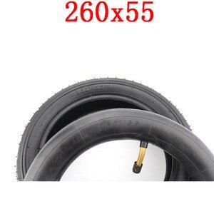 Image 3 - Neumático/neumático y tubo interior 260x55 se adapta a triciclo para niños, carrito de bebé, carrito plegable para bebé, scooter Eléctrico, bicicleta para niños 260*55