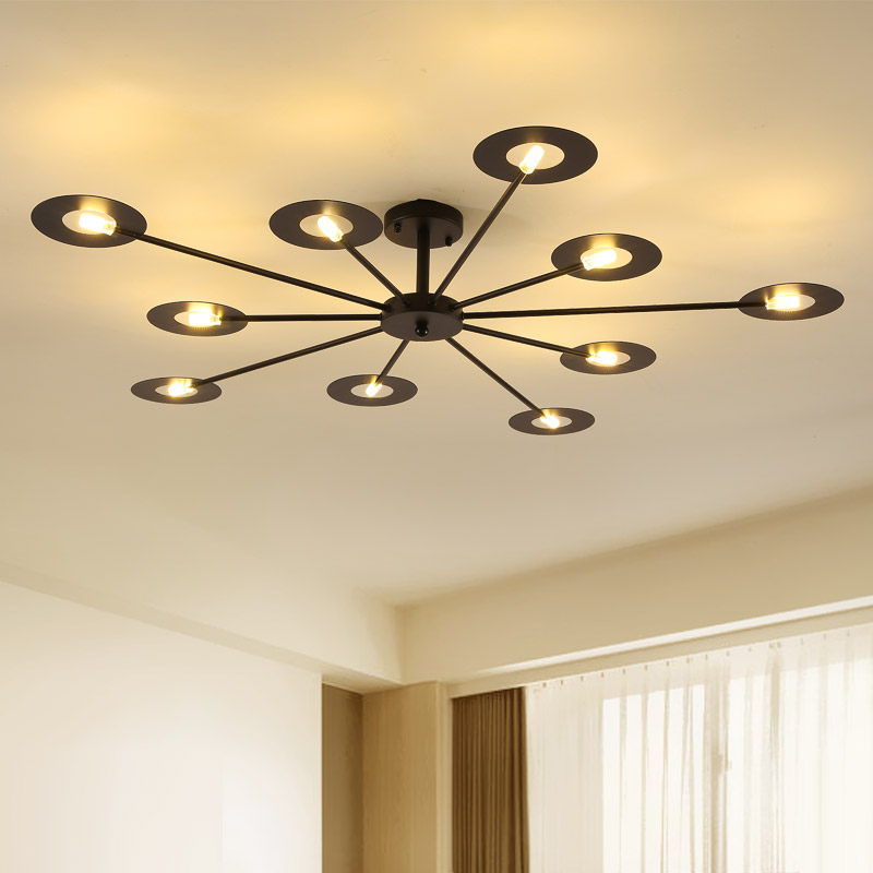 nieuwe stijl plafond verlichting vintage lampen voor woonkamer