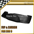 New Car Styling For Mitsubishi Evolution EVO 9 JDM Style Carbon Fiber Under Rear Diffuser
