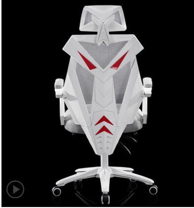 Conception simple chaise de bureau entreprise Créative chaise de conférence chaise pivotante maison pleine mesh respirant chaise d'ordinateur.