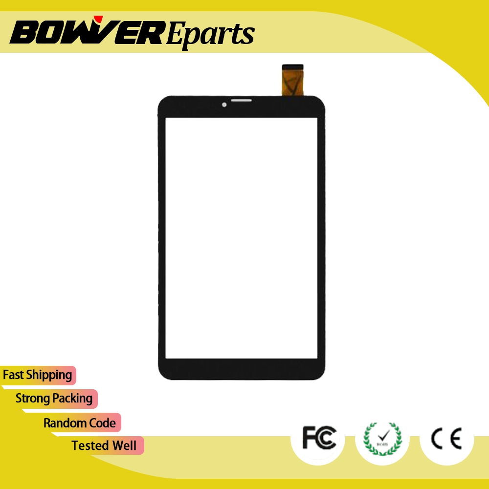 A + pantalla táctil Panel cielo Q8 M410 3G reemplazo de cristal del digitizador para Roverpad Sky Q8 8 GB 3G táctil capacitiva externa