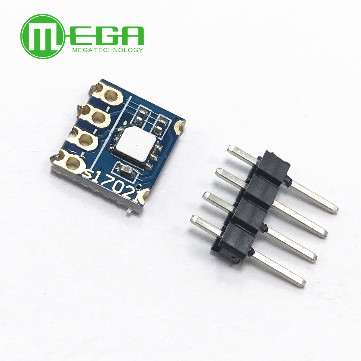 For Arduino Mini SMD Si7021 Temperature Humidity Sensor Module 3.3V I2C IIC Interface Module Occur Automatically
