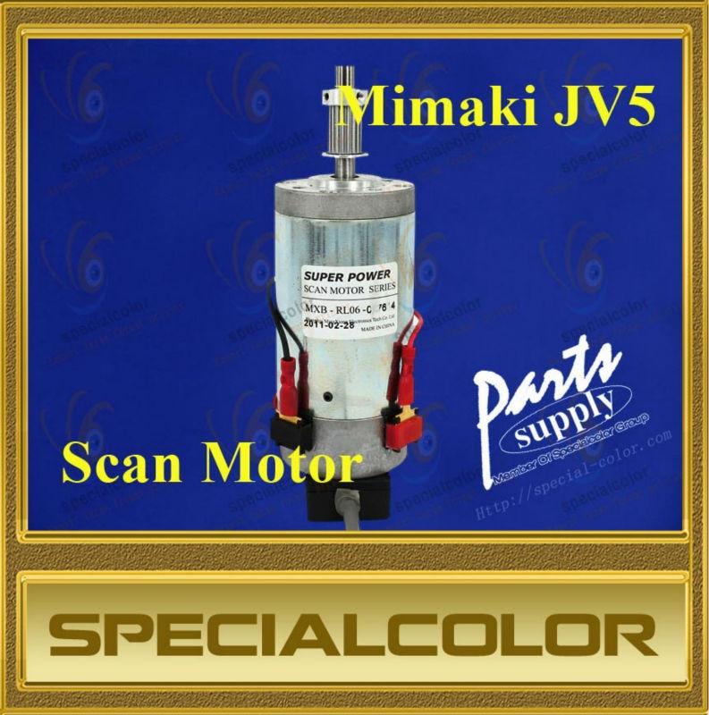 Compatible Mimaki Servo Motor Scan motor for Mimaki JV5 printer