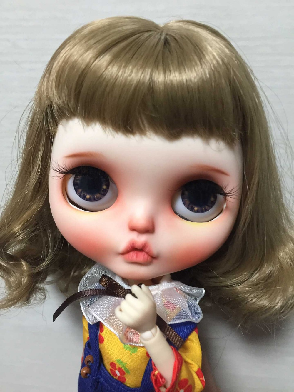 Blyth girl Customized doll Selling customized face and doll NO KSD04