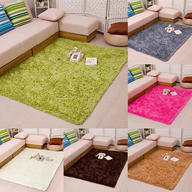 Nc 1 2m X 1 6m Fluffy Fashion Modern Floor Area Rug Rugs Mat Mats