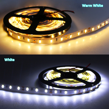 DC12V 5M LED Strip Light 5630 300led Flexible 5730 Bar Light High Brightness Non-Waterproof Indoor Home Decoration