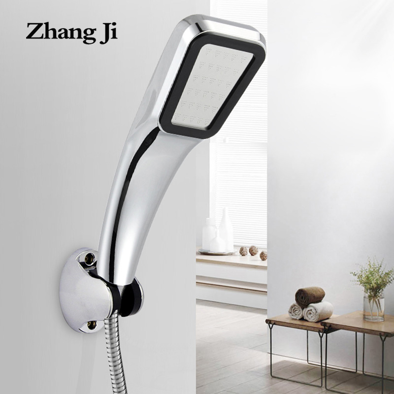 Zhangji 300 Holes High Quality Pressure Rainfall Shower Head Water Saving Showerhead Filter Spray Nozzle
