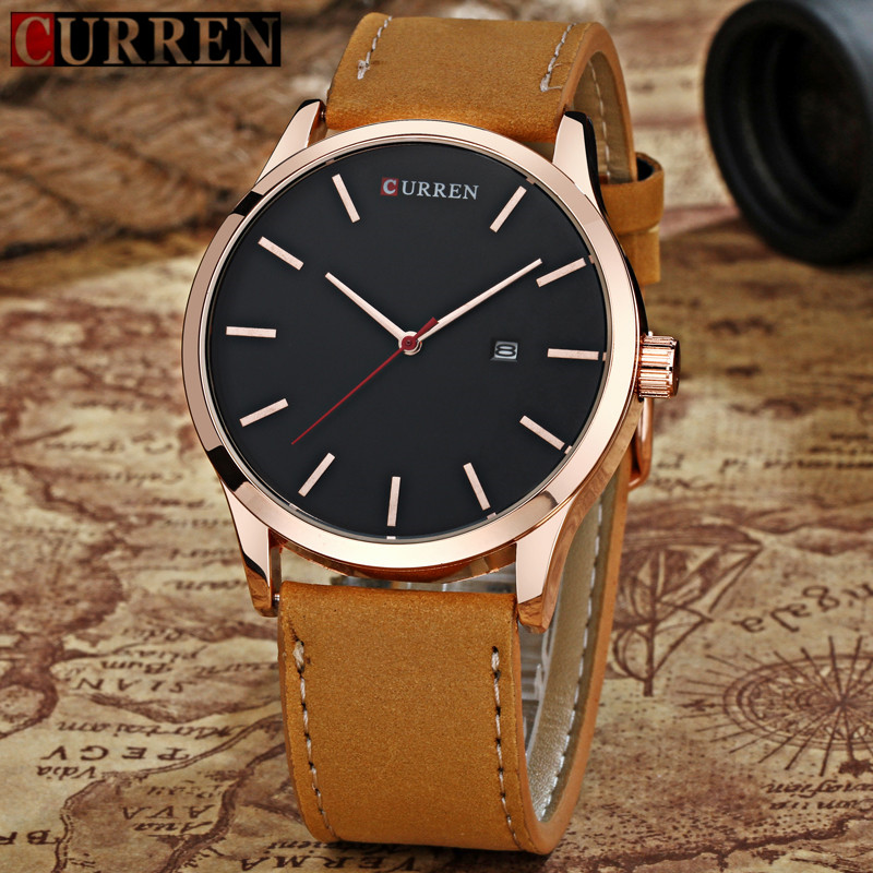 Popular brand men watch 7