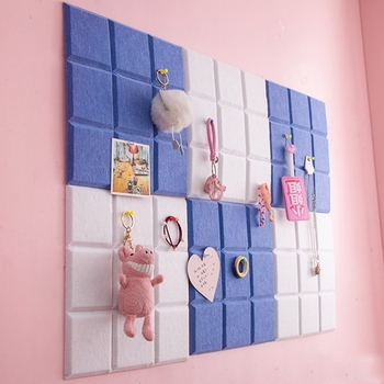 Nordic Style Felt Letter Note Board Message Board Home Photo Wall Decor Planner Schedule Board Office Home Decoration 1
