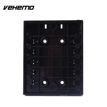 Vehemo держатель коробки предохранителей * 12 способов цепи авто ATO Blade чехол универсальная защита безопасности