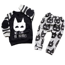 Batman 2pcs Sweaters and Pants