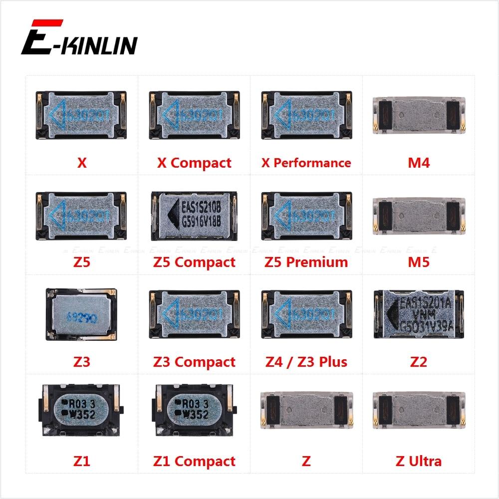 Built-in Earphone Earpiece Top Ear Speaker For Sony Xperia Z5 Premium Z4 Z3 Z2 Z1 Z Ultra M5 M4 X Compact Performance