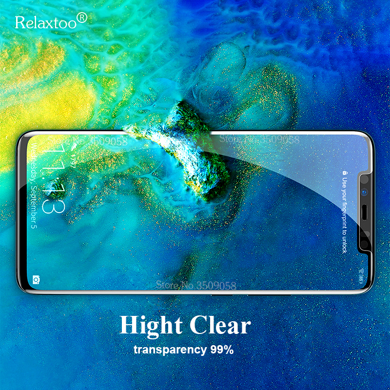 Baseus-Protective-Glass-For-Huawei-Mate-20-20-Pro-Screen-Protector-3D-Surface-Full-Coverage-Tempered