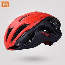 Sprzęt veobike oddychająca kolarstwo kask rower górski rowerów kask kask konstrukcja ergonomiczna ponadgabarytowych otworów wentylacyjnych 5 kolor