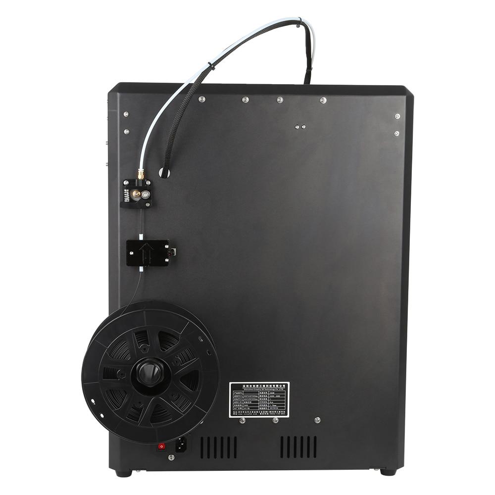 Fuld samlet 3D-printer CR-5 Stor udskriftsstørrelse 300 * 225 * - Kontorelektronik - Foto 5