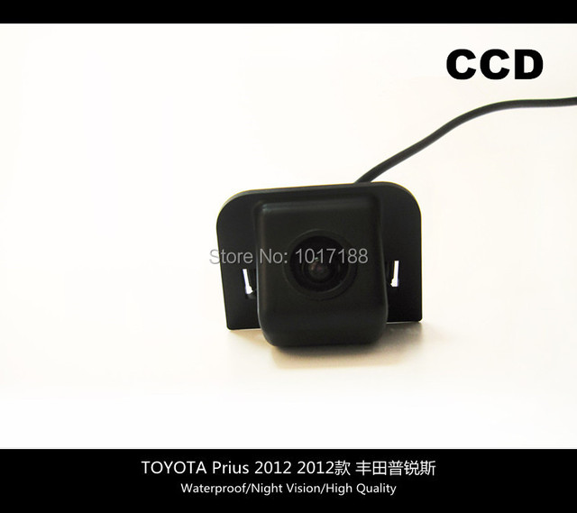 HD!! Car Rear View Parking CCD Camera For TOYOTA Prius 2012