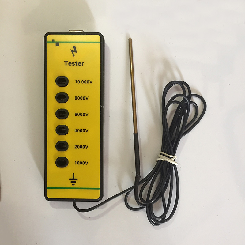 Electric Fence Voltage Tester Energiser Farm Garden Solar Fence Fault  1 ♬