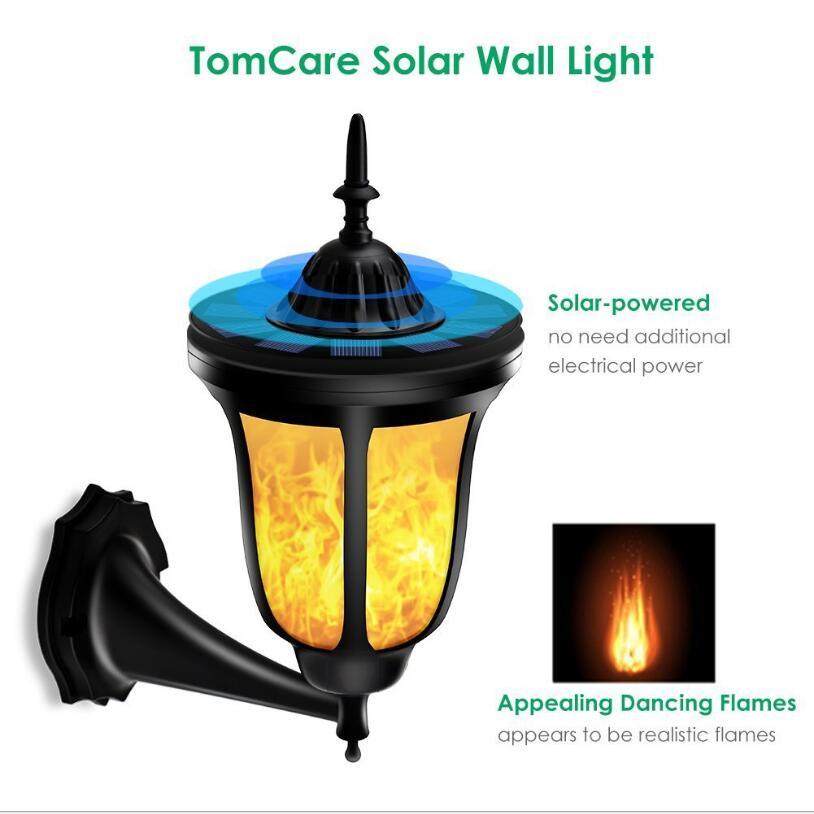 Porch Light Flickers When Off: Aliexpress.com : Buy Solar Wall Lights Outdoor Christmas