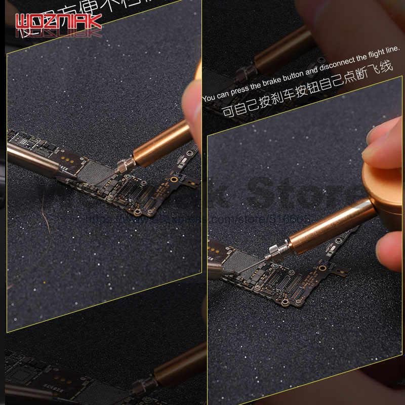 Thợ Cơ Khí FBX08s BGA Mỏ Hàn Đặc Biệt Bút Sửa Chữa Bay Đường Bo Mạch Chủ Vân Tay Nhảy Cho Iphone Xs X 8 7 6 sửa Chữa