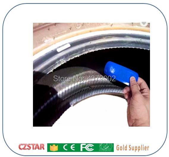 Rfid Tire Patch Tag Label Long Range Surface Adhesive Paste Rubber Alien H3 Uhf Tire Tag Czstar For Vehicle Access Control